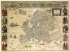 64/5987   [Continents]. Africae nova descriptio. Americae nova Tabula. Asi