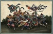 64/5027   [Chinese export watercolours]. Lot of 6 watercolours,