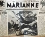 64/500   [Photomontage]. Marianne. Grand hebdomadaire littéraire illustré
