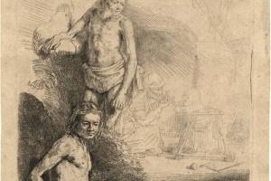 65/5477   Rembrandt van Rijn (1606-1669).