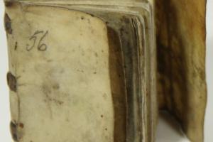 65/2367   [Medieval manuscripts]. (Hymnal).