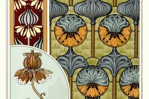 65/414   [Ornaments]. Grasset, E.