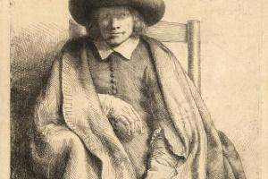 65/5475   Rembrandt van Rijn (1606-1669).