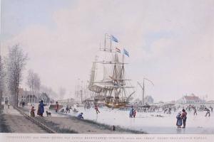 66/5782   Hoogkamer, H.W. (1790-1864).