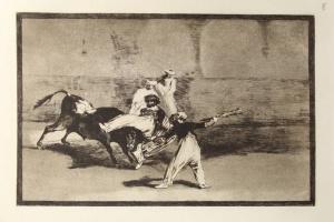 66/5761   Goya y Lucientes, F.J. de (1746-1828).