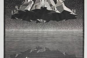 66/4007   Escher, M.C. (1898-1972).