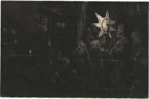 67/5460   Rembrandt van Rijn (1606-1669).