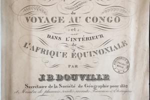 67/2008   [Congo]. Douville, J.-B.