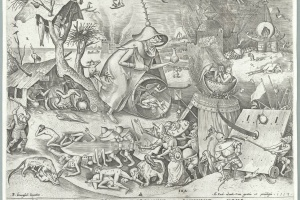 67/5238   Bruegel, P. the Elder (±1525-1569) (after).