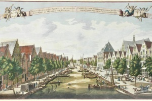 68/6669   [Haarlem and surroundings]. Schenk, L. (1720-1746).