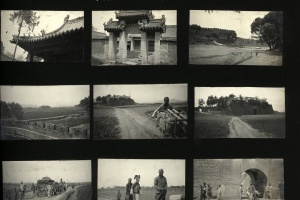 68/5386   [China]. Six albums containing ±1500 photographs, some picture p