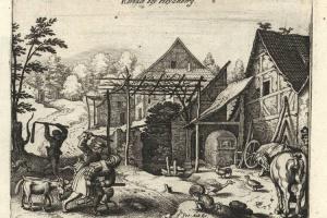 68/6318   Velde II, J. van de (1593-1641), Merian I, M. (1593-1650) and Visscher, C.J. (±1586-1652).