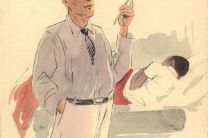 69/1856   [Drawings]. Hem, P. van der (1885-1961).