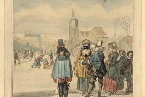 69/5985   [Printdrawings]. Ploos van Amstel, C. (1726-1798).