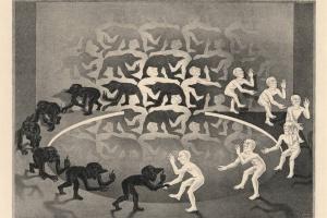 69/3911   Escher, M.C. (1898-1972).