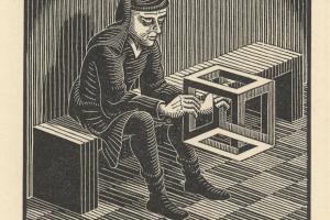 69/3907   Escher, M.C. (1898-1972).