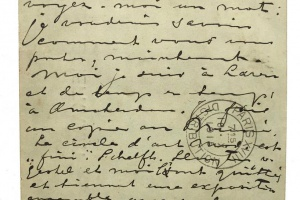 69/2697   [Art]. Mondriaan, P. (1872-1944).