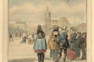 70/5635   Ploos van Amstel, C. (1726-1798).