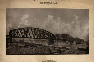 70/4560   [Rotterdam]. Hameter, J.G. (1838-1885).