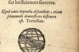 70/3188   [Occultism]. (Montfaucon de Villars, N.P.H. de).