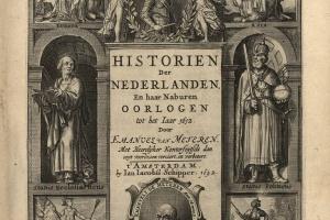 70/3164   [Netherlands]. Meteren, E. van.
