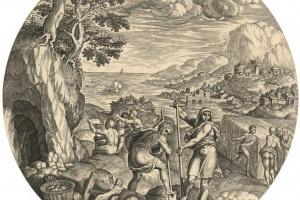 70/5494   Galle, P. (1537-1612).