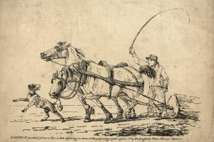70/5566   [Lithography]. Anonymous (early 19th cent.).
