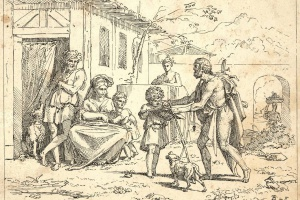 70/5569   [Lithography]. Nolasque Bergeret, P. (1782-1863).