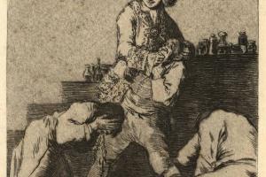 70/5511   Goya y Lucientes, F.J. de (1746-1828).
