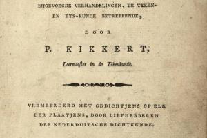 70/2780   [Artists' manuals]. Kikkert, P.