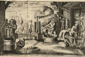 70/3242   [Tobacco]. Neander, J.