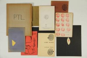 70/752   [Surrealism]. PTL. Tijdschrift voor Letteren en Schoone kunsten.