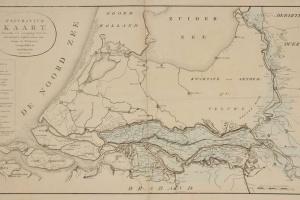 70/6005   [Floods]. Hollandiae Comitatus una cum Ultrajectino Dominio nec