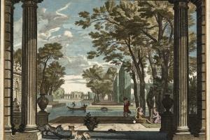 70/5605   Moucheron, I. de (1667-1744).
