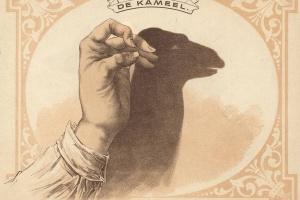 70/1829   [Games and pastimes]. Slagschaduw-beelden. Vermakelijke hand-gij
