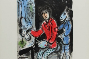 70/4941   [Posters]. Chagall, M. (1887-1985).