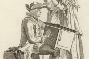 70/2786   [Artists' manuals]. Sallieth, M. de.