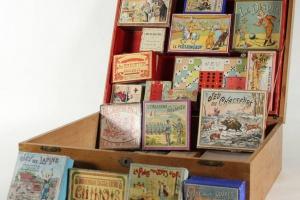 70/1841   [Games and toys]. Jeux Nouveaux Réunis.