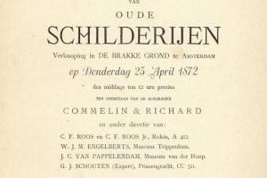70/173   [Auction catalogues]. Röell Hodshon.