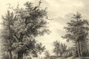 70/5216   Klerk, W. de (1800-1876).