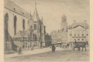 70/3501   Dingemans, W.J. (1873-1925).