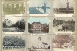 70/1925   [Plaatjes albums]. Mooi Nederland. Album voor het verzamelen der