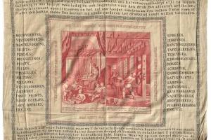 70/5038   [Textiles]. De Leidsche katoenmaatschappy, voorheen De Heyder &