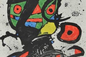 70/4972   [Posters]. Miró, J. (1893-1983).