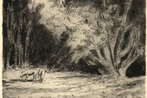 70/3880   Luce, M. (1858-1941).