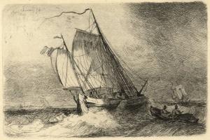 70/5565   Linnig, E. (1821-1860).