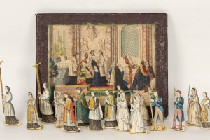 70/1832   [Games and toys]. (Church procession).
