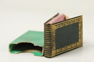 70/2632   [Alba amicorum]. Miniature album amicorum, for ?