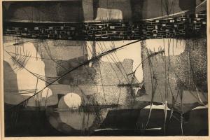70/4628   Abe, Hisako (b.1934).