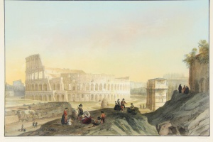 70/5922   [Italy. Rome]. Chapuy, N.M.J. (1790-1858) (after).